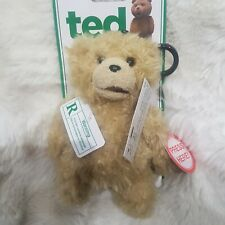 Official TED The Movie Talking Plush Soft Toy Bear - X Rated Version - Clip