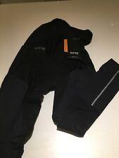 GORE C7 partial WINDSTOPPER Pro bib tights + men's size medium