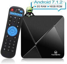 VANKYO TB80 4K Android 7.1 TV Box w/ 2GB RAM 16GB ROM Amlogic S905W Quad Core