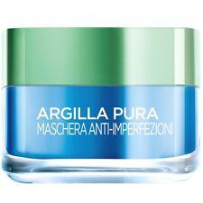 L'Oréal Paris Maschera Anti-imperfezioni Viso Argilla Pura con Alghe Marine 50ml