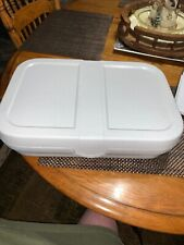 New listing Aladdin Tempreserve 9x13 Hot Cold Insulated Casserole Carrier Hard Side w/Pyrex