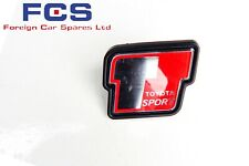 NEW GENUINE 99-05 TOYOTA YARIS T SPORT FRONT BADGE EMBLEM 75301-52010