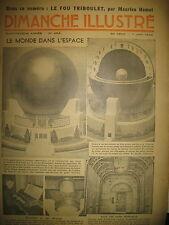 N° 693 REPORTAGES PHOTOS HISTOIRE ROMAN BD BICOT M. POCHE DIMANCHE ILLUSTRE 1936