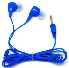 In Ear in-Ear Kopfhörer Blau für iPhone 2G 3G 3GS 4 4S MP3 MP4 Player Nokia LG