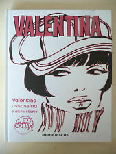 VALENTINA - VALENTINA ASSASSINA N. 7 - CREPAX CORRIERE DELLA SERA FUM8
