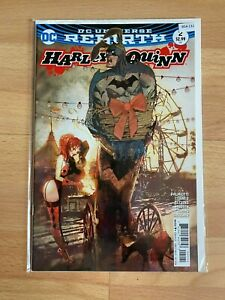 DC Universe Rebirth Harley Quinn 2  - High Grade Comic Book B54-132