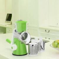 Multifunction Manual Vegetable Cutter Slicer Grater Shredder Kitchen Chopper US