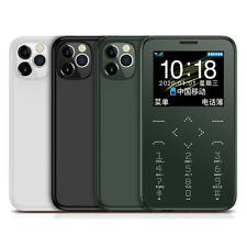 Ultra Thin 7S+ With Camera Mini Card Phone Slim Student Small Mobile Cell TF US