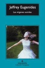 Las Virgenes Suicidas (Spanish Edition) by Jeffrey  Eugenides