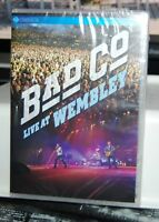 Bad Company - Live At Wembley (DVD, 2011) NEW AND SEALED COND.