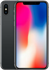 Brand New - Apple iPhone X 64GB (Sprint) - Gray - OPEN BOX/UNSEALED