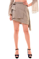Finders Keepers Amazing Authentic Sanctuary Skirt Khaki Size S RRP $149 BCF79