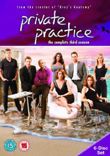 Kate Walsh, Tim Daly-Private Practice: The Complete Third Season  DVD NEUF