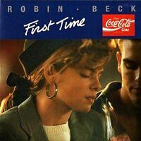 Robin Beck First time (1988) [Maxi-CD]