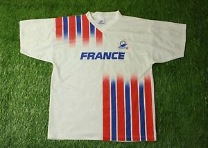 FRANCE 98 1998 (1994) WORLD CUP FOOTBALL SHIRT JERSEY OFFICIAL PRODUCT SIZE M