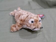 Ty Beanie Baby Fins the Seal  MWMT 2003 Retired