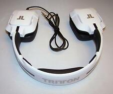 Tritton Kunai Universal Stereo Gaming Headset Headpone Only ++No Mic++ White