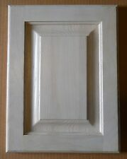 "12 1/2""X 28"" Kitchen Cabinet Door Raised Panel Oak Square Frost Paint Grade"