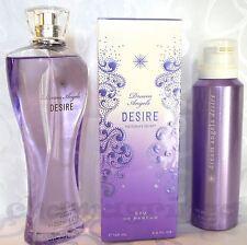 NEW Victoria's Secret dream angels DESIRE Perfume, Mist & Body Wash Mousse SET