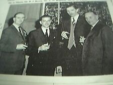 1961 picture leicester estate agents dinner mason brown brigham payne