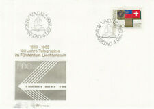 Liechtenstein FDC Brief : 517