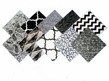 "40 5"" Quilting Fabric Sqs/""GRANITE"" Charm pack!!!!10 DIFFERENT -4 OF EACH"