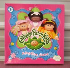 CABBAGE PATCH KIDS Adoption Game board 2004 doll craze Roseart