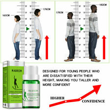 Height Increasing Oil Medicine Body Grow Taller Essential Oil Foot Health Care m