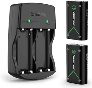 Smatree Controller Battery Compatible for Xbox Series X S/Xbox One/Xbox