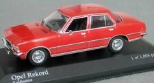Opel Rekord D Modellauto 1/43