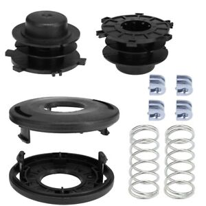 2X Trimmer Head Spool for Stihl Autocut 25-2 FS90R FS100RX FS110R FS120R FS130R