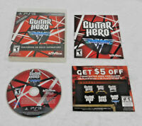 Guitar Hero Van Halen PS3 Playstation 3