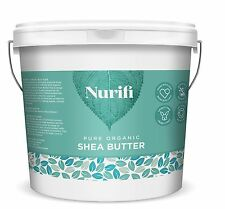 ORGANIC SHEA BUTTER, 100% Unrefined, Raw & Pure - 100g, 200g, 500g, 1KG