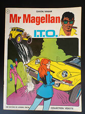 Mr Magellan ITO Ghion Vanam EO 1970 TBE Collection Vedette Tintin