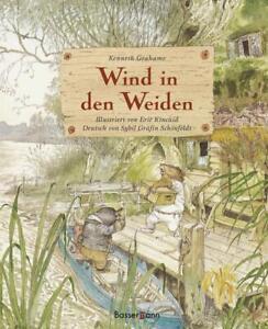 Kenneth Grahame Wind in den Weiden
