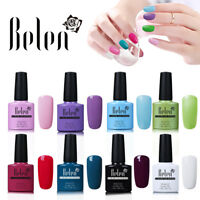 Belen UV LED Beautiful Colour Soak-off Gel Nail Polish Top Base Coat