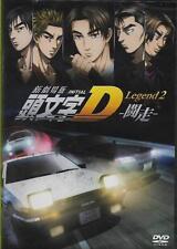 Initial D Movie ~ Legend 2 Racer DVD NEW Eng Sub R3 AE86 Car Racing Cartoon