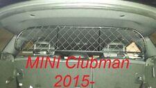 Divisorio Griglia Rete Divisoria auto MINI Clubman 2015>, per cani e bagagli