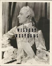RUDOLPH VALENTINO Vintage Original PHOTO Rare RENAISSANCE ROCOGO Gay Interest