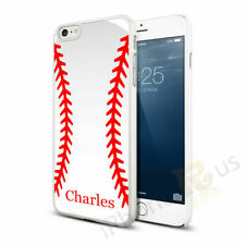 American Baseball Personalised Any Name Phone Case Cover For Top Mobiles OD2