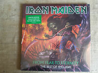 Iron Maiden – From Fear To Eternity - The Best Of 1990-2010 – LP NUOVO / SEALED