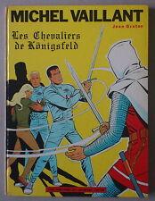 Graton  MICHEL VAILLANT **  LES CHEVALIERS DE KÖNIGSFELD  ** EO 1967