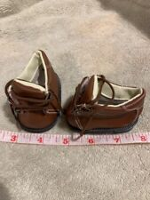 Brown Doll Shoes Doll Accessories Shoes Da3