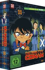 Detektiv Conan - TV Serie - Box 11 - Episoden 282-307 - DVD - NEU