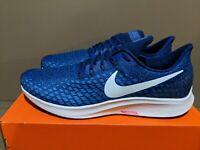 Nike Men's Air Zoom Pegasus 35 Running Shoe  White Photo Blue 14 D(M) US NEW