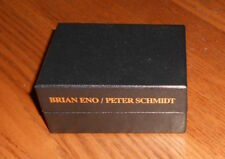 Brian Eno Oblique Strategies Cards 2001 5th Edition