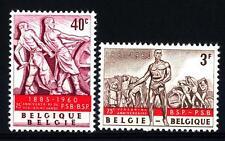 BELGIUM - BELGIO - 1960 - 75° anniversario del partito socialista