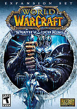 World of Warcraft: Wrath of the Lich King Expansion Pack - PC/Mac, Good Windows