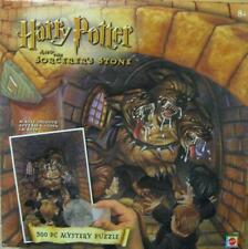 HARRY POTTER AND THE SORCERER'S STONE COLLECTIBLE 300 PC MYSTERY PUZZLE NEW