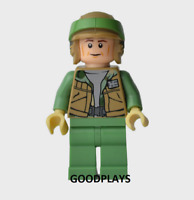 LEGO Endor Rebel Commando STAR WARS MINIFIGURE NEW From Set 9489 10236  MINIFIG